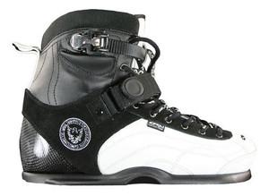 DESHI Carbon black/white BootOnly